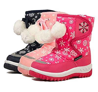 Nova Toddler Girl's Winter Snow Boots (Size 6-11)