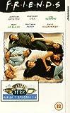 Friends: Series 1 - Episodes 1-4 [VHS] [1995]