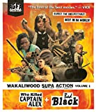 Wakaliwood Supa Action Volume 1: Who Killed Captain Alex? + Bad Black