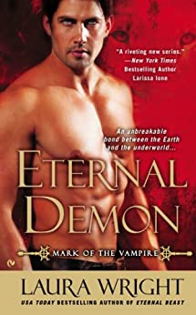 Eternal Demon: Mark of the Vampire by [Wright, Laura]