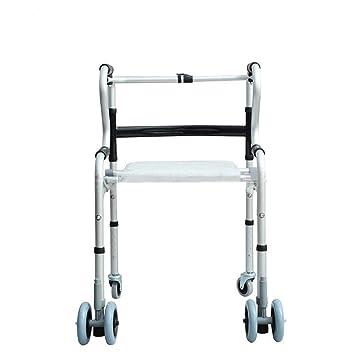 Marco para caminar plegable con ruedas, marcos para caminar ...