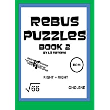 Rebus Puzzles:Word Games for the Mind: Book 2