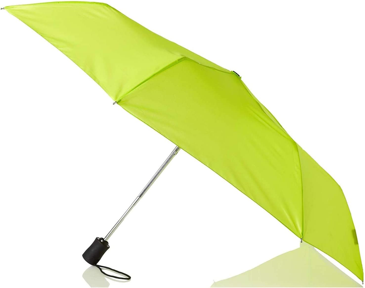 Umbrella Compact Lightweight Travel Opens Closes Automatically Lewis N Clark
