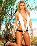 GEMMA ATKINSON Cleavage Tiny Bikini 081 8x10 PHOTO