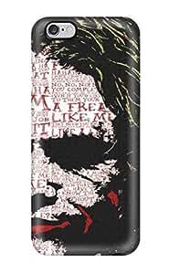 DavidMBernard KYCTVEG12916qpkTQ Case Cover Skin For Iphone 6 Plus (joker Blood Splatter)