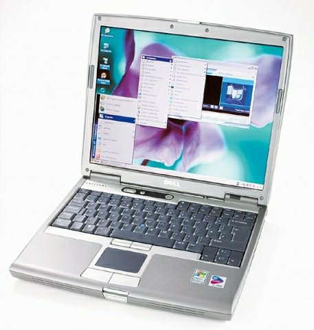 Cd Rw Wireless Notebook - Dell Latitude D610 2GB 160GB Notebook PC (Intel Pentium M 1.86GHz, Windows XP Professional, 2GB DDR2, 160GB HDD, DVD/CDRW Combo)