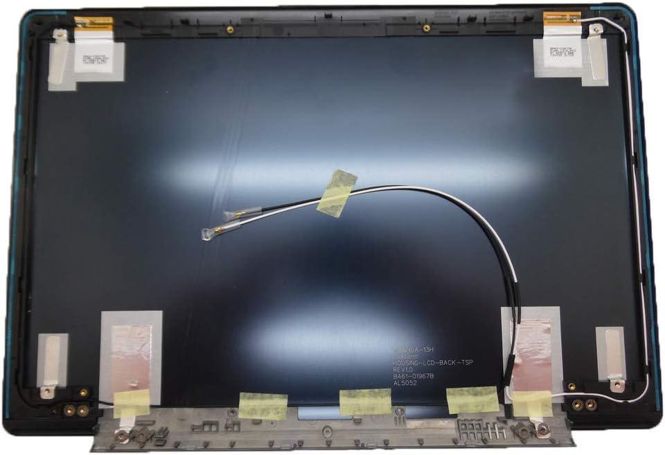 Laptop LCD Top Cover for Samsung NP740U3E NP730U3E 740U3E 730U3E BA75-04472B BA75-04472D Back Case Dark-Blue New