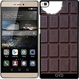Funda para Huawei Ascend P8 - Barra De Chocolate by wamdesign