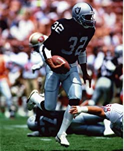 Marcus Allen Oakland Raiders 8x10 Sports Action Photo (a)