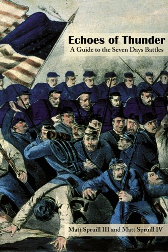 Download Echoes of Thunder: A Guide to the Seven Days Battles pdf epub