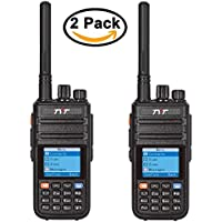 2 Pack - TYT MD-380G 400-480MHz 5W UHF DMR Digital Radio Handheld Transceiver (without GPS)