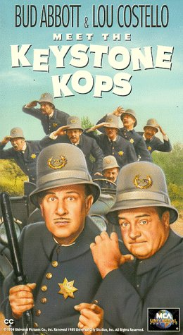 Abbott & Costello Meet the Keystone Cops [VHS] -