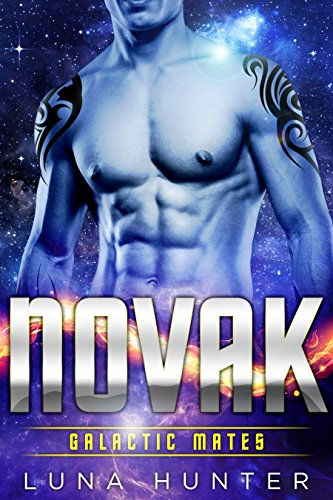 Novak (Galactic Mates) by [Hunter, Luna]