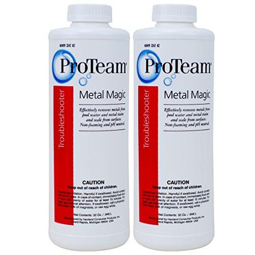 Proteam Metal Magic (1 qt) (2 Pack)