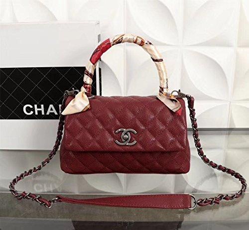 chanel classic bag - 7