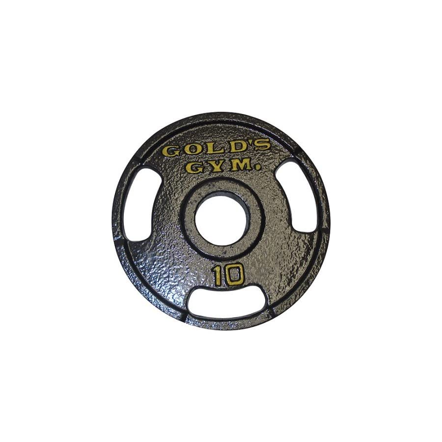 Golds Gym Grip Plate