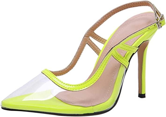 Stage04 Mary-Jane Dress Pump w Chunky Block Heel Platform /& Double Straps