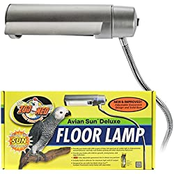 Zoo Med AvianSun Deluxe Floor Pet Lamp