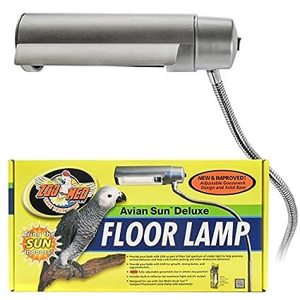 Amazon zoo med aviansun deluxe floor pet lamp pet supplies zoo med aviansun deluxe floor pet lamp aloadofball Image collections