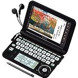 シャープ Brain カラー電子辞書 高校生向け ブラック色 PW-G5200-B