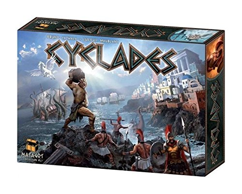 Cyclades Board Game by Asmodee