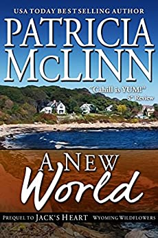 Book cover image for A New World