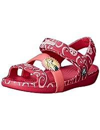 crocs Kids Keeley Frozen Fever K Sandal