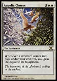 Magic: the Gathering - Angelic Chorus (4/383) - Tenth Edition