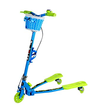 CAR- Childrens Scooter Patinetes De Tres Ruedas con 3 ...