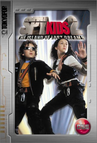 Spy Kids 2 Cine-Manga: The Island of Lost Dreams pdf epub
