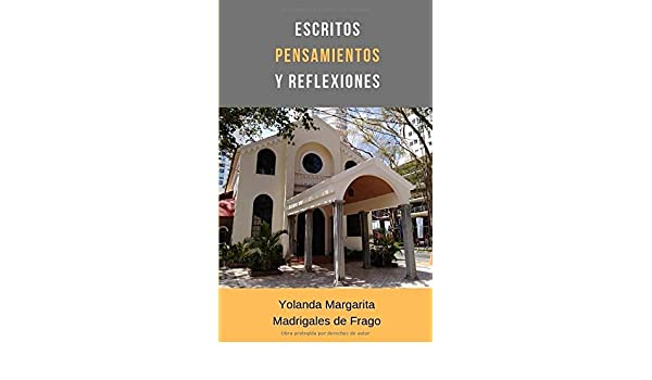 Escritos, Pensamientos y Reflexiones: Amazon.es: Madrigales de ...