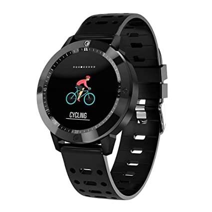 Amazon.com: CITW Smart Watch IP67 Waterproof Heart Rate ...