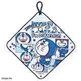 Sanrio Doraemon loop with a hand towel I'm DORAEMON coma From Japan New