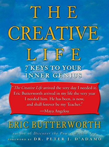 The Creative Life: 7 Keys to Your Inner Genius from Brand: Tarcher