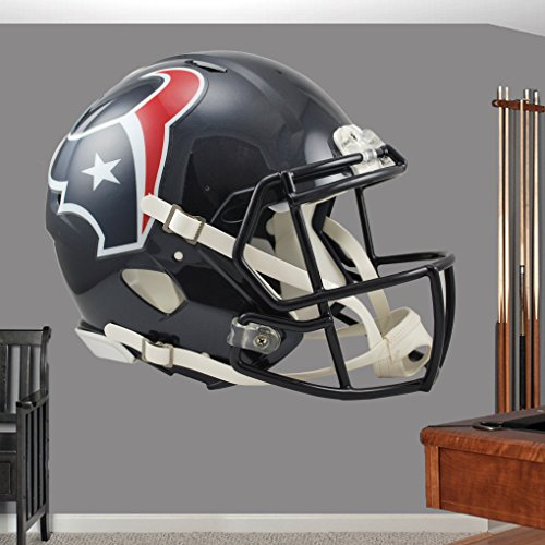 Houston Texans Helmet sticker, Houston Texans Helmet decal, Texans wall decal, Houston home decor, Texans car sticker, NFL Houston Texans helmet sticker, NFL decal, Texans wall decal f09 (40x40)