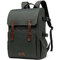 BAGSMART Camera Backpack for SLR/DSLR Cameras & 15.6