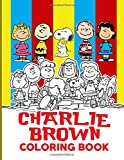 Charlie Brown Coloring Book: Perfect Book Coloring Books For Adult And Kid - Color To Relax