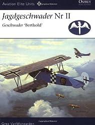 Jagdgeschwader Nr II Geschwader 'Berthold' (Aviation Elite Units, Band 19)