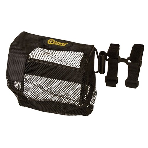 Caldwell Universal Brass Catcher with Heat Resistant Mesh for Convenient Weapon Mountable Brass Collection