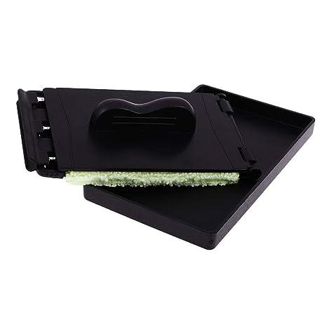 Ogquaton Limpiador de cuerdas Limpiador portátil de diapasón Limpiador de cuerdas Limpiador de cuerdas rápido Herramienta