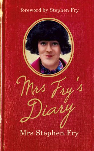 book cover of Mrs Fry\'s Diary