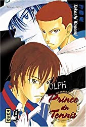 Prince du Tennis, tome 9