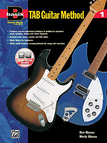 Basix Tab Guitar Method ()
