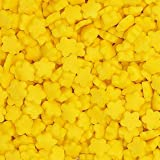 Natural Yellow Gluten GMO Nuts Dairy Soy Free Confetti Easter Daisy Flowers Review