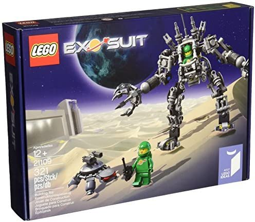 LEGO Ideas #007 Exo Suit 21109