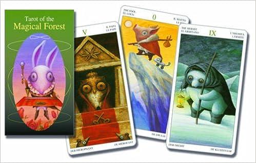 Tarot of the Magical Forest: Amazon.es: Hsu Chi Chun: Libros ...