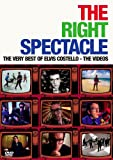 Right Spectacle: The Very Best of Elvis Costello [DVD] [Import]