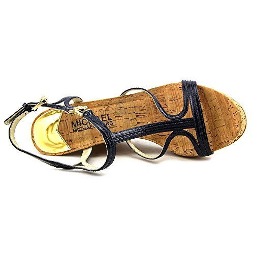 b928f0f58fd Michael Michael Kors Cicely Wedge Women US 7 Blue Wedge Sandal best ...