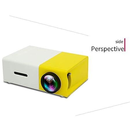 Portable Mini Full Color LED proyector, para Regalo de los niños ...