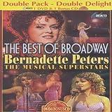 Bernadette Peters Best of Broadway / The Musical Superstar